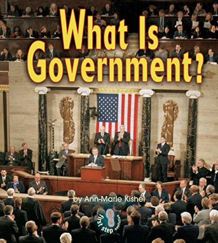 9780822563938: What Is Government? (First Step Nonfiction) (First Step Nonfiction (Hardcover))