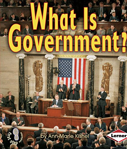 9780822563990: What Is Government? (First Step Nonfiction (Paperback))