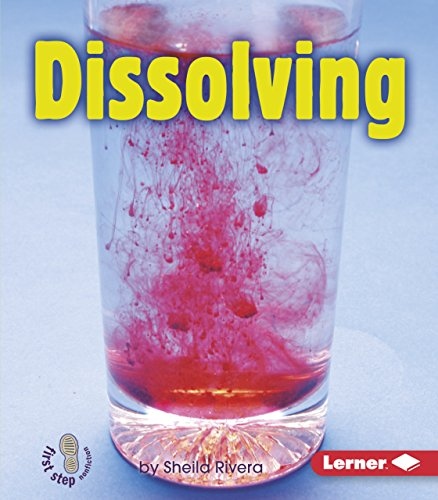 9780822564140: Dissolving (First Step Nonfiction (Paperback))