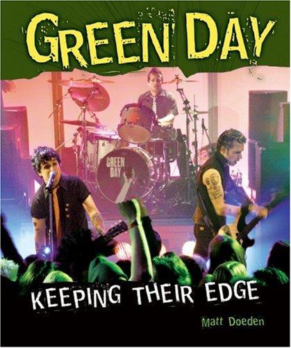 9780822564294: Green Day: Keeping Their Edge (Gateway Biography)