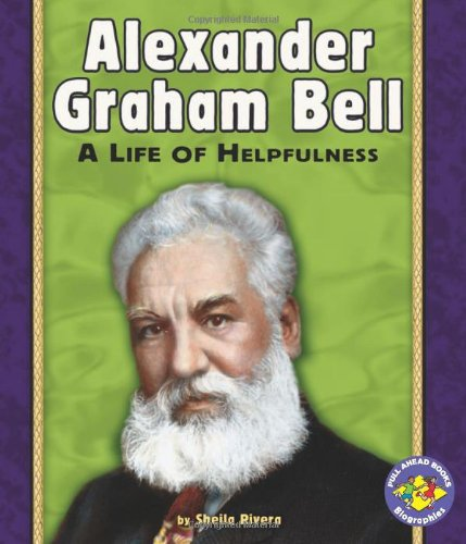 an introduction to the life of alexander graham Learn about the man credited with the invention of the first practical telephone with our alexander graham bell facts for kids find out about his life growing up in scotland, his move to canada, his study of sound and his many experiments and inventions read on and enjoy our range of interesting.