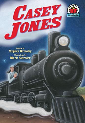 9780822564768: Casey Jones (On My Own Folklore)