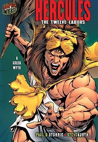 9780822564850: Hercules: The Twelve Labors: A Greek Myth (Graphic Myths & Legends (Paperback))