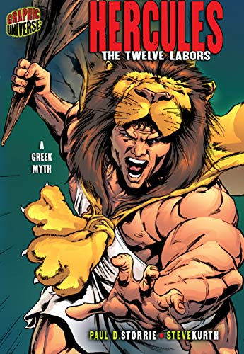 9780822564850: Hercules: The Twelve Labors [a Greek Myth] (Graphic Myths and Legends)