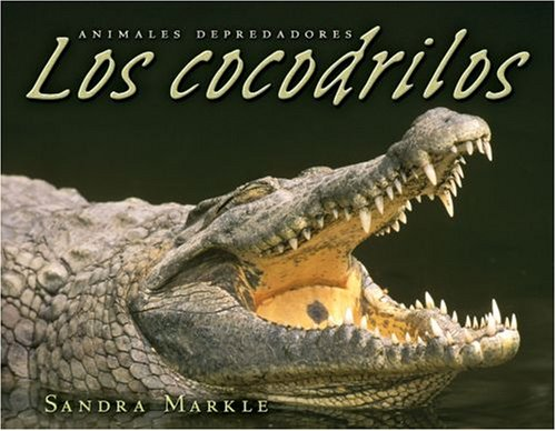 9780822564928: Los Cocodrilos = Crocodiles (Animales Depredadores/Animal Predators)