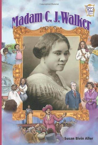 9780822565826: Madam C. J. Walker (History Maker Bios (Lerner))