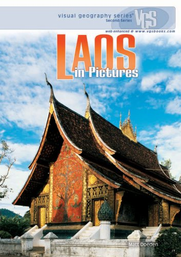 9780822565901: Laos in Pictures (Visual Geography Series)
