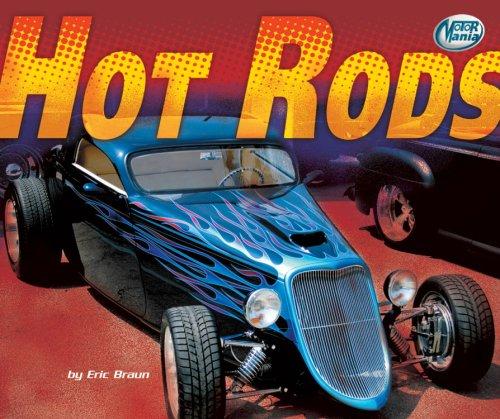 9780822566632: Hot Rods (Motor Mania)