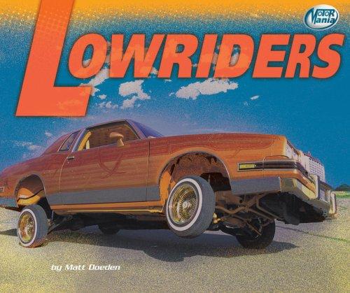 9780822566649: Lowriders (Motor Mania)
