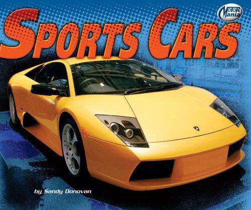 9780822566663: Sports Cars (Motor Mania)