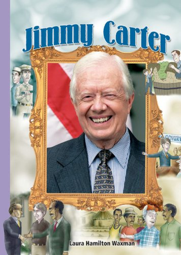9780822566830: Jimmy Carter (History Maker Biographies)