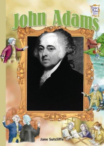 9780822566847: John Adams (History Maker Bios)