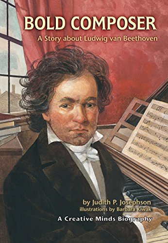 9780822568346: Bold Composer: Astory About Ludwig Van Beethoven (A Creative Minds Biography)