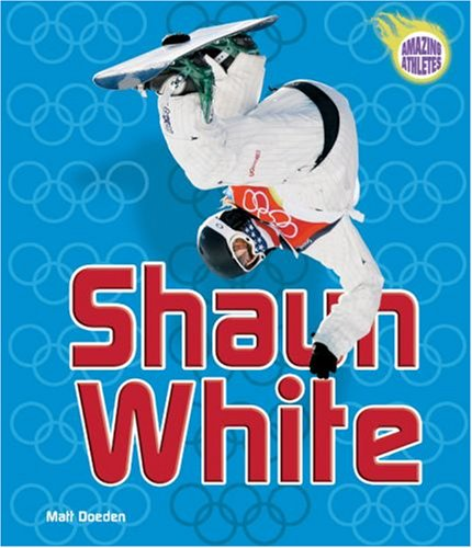 9780822568414: Shaun White (Amazing Athletes)