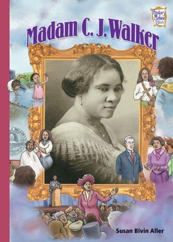 9780822568766: Madam C. J. Walker (History Maker Bios)