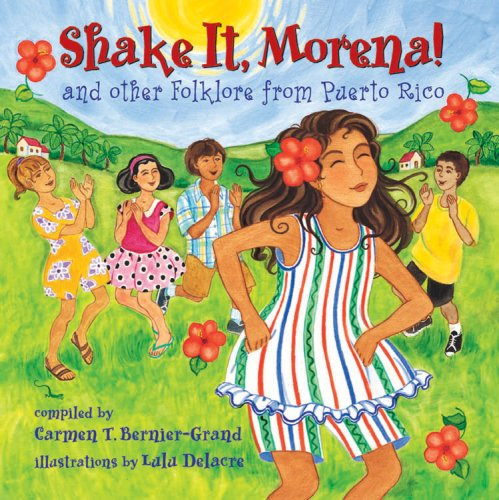 9780822570264: Shake It, Morena!: And Other Folklore from Puerto Rico