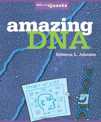 9780822571391: Amazing DNA (Microquests)