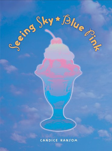 9780822571421: Seeing Sky-Blue Pink (Exceptional Reading & Language Arts Titles for Intermediate Grades)