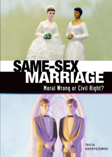 9780822571766: Same-Sex Marriage: Moral Wrong or Civil Right? (Exceptional Social Studies Titles for Upper Grades)