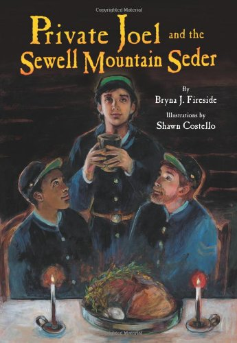 9780822572404: Private Joel and the Sewell Mountain Seder (Passover)