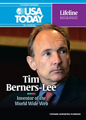 9780822572732: Tim Berners-Lee: Inventor of the World Wide Web (USA Today Lifeline Biographies)