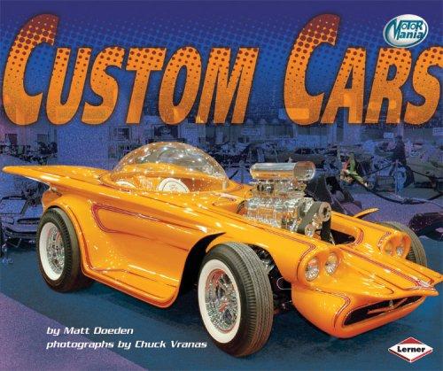 9780822572893: Custom Cars (Motor Mania)