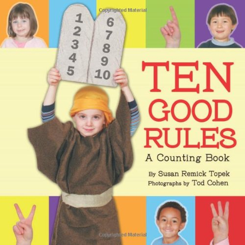 9780822572930: Ten Good Rules: A Counting Book