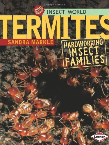 9780822573012: Termites: Hardworking Insect Families (Insect World)