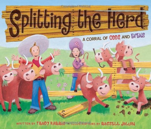 9780822574668: Splitting the Herd: A Corral of Odds and Evens (Math Is Fun!)