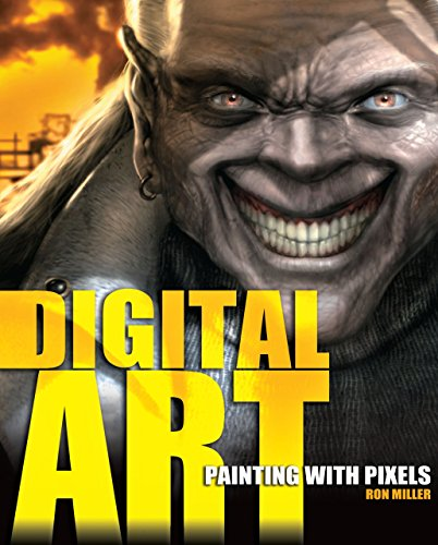 9780822575160: Digital Art: Painting with Pixels (Exceptional Social Studies Titles for Upper Grades)