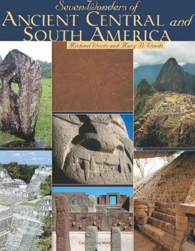 9780822575702: Seven Wonders of Ancient Central and South America