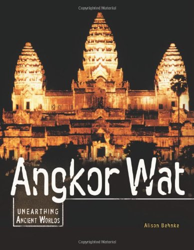 9780822575856: Angkor Wat (Unearthing Ancient Worlds)