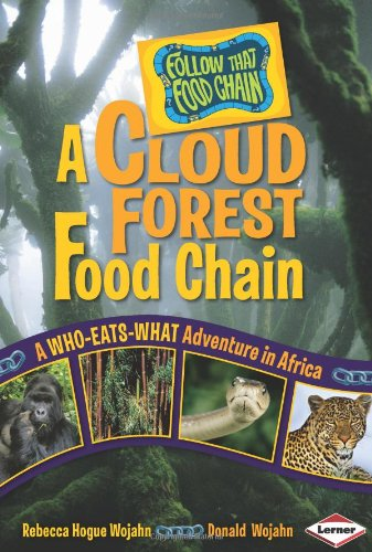 9780822576129: A Cloud Forest Food Chain: A Who-Eats-What Adventure in Africa (Follow That Food Chain)