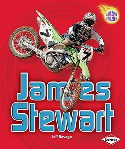 9780822576624: James Stewart (Amazing Athletes)