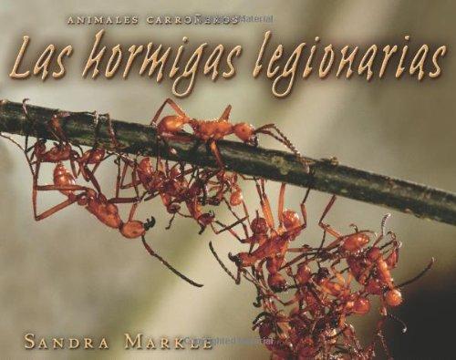 9780822577300: Las Hormigas Legionarias (Animales Carroneros) (Spanish Edition)