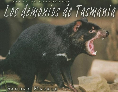 9780822577379: Los Demonios de Tasmania (Animales Carroneros/Animal Scavengers)