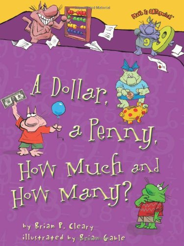 9780822578826: A Dollar, a Penny, How Much and How Many? (Math Is Categorical R)