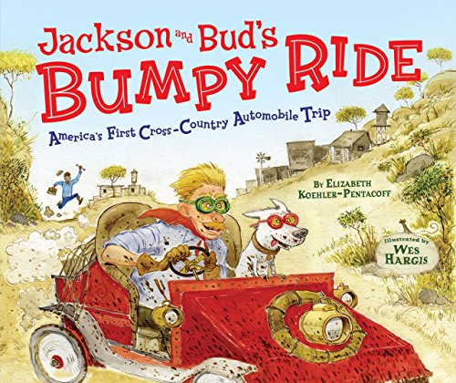 9780822578857: Jackson and Bud's Bumpy Ride: America's First Cross-country Automobile Trip
