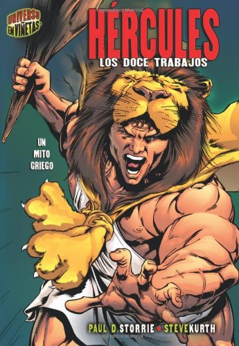 9780822579670: Hercules: Los Doce Trabajos: Un Mito Griego (Mitos Y Leyendas En Vinetas/Graphic Myths and Legends)