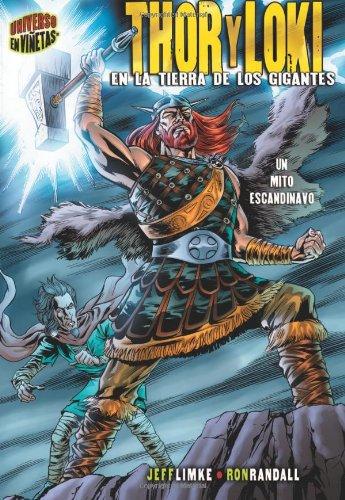 9780822579694: Thor y Loki: En la Tierra de los Gigantes: Un Mito Escandinavo (Graphic Myths & Legends) (Spanish Edition)