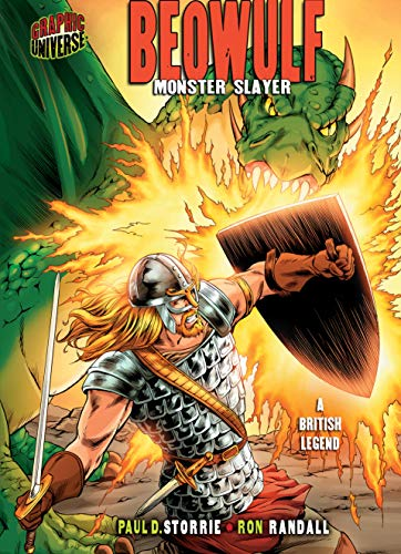 9780822585121: Beowulf: Monster Slayer [a British Legend] (Graphic Universe)