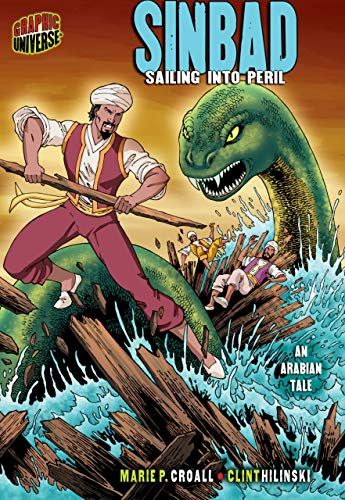9780822585169: Sinbad: Sailing Into Peril [an Arabian Tale] (Graphic Myths and Legends)