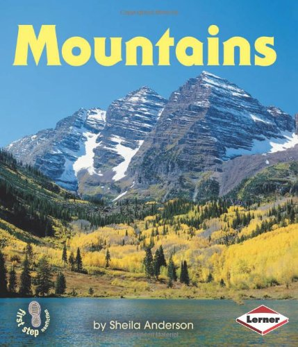 9780822585909: Mountains (First Step Nonfiction) (First Step Nonfiction (Hardcover))