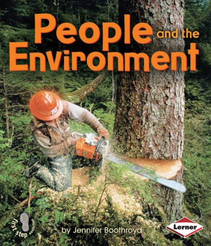9780822586012: People and the Environment (First Step Nonfiction)