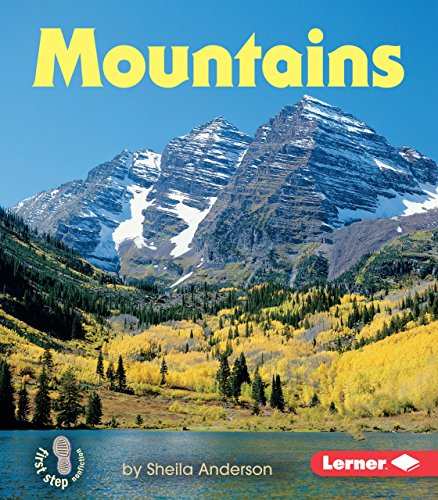 9780822586050: Mountains (First Step Nonfiction. Landforms)