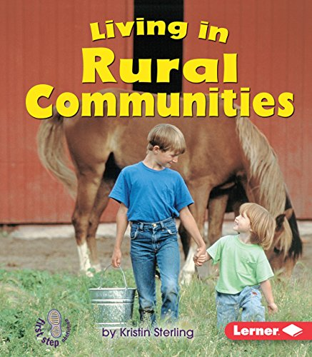 9780822586142: Living in Rural Communities (First Step Nonfiction: Communities)