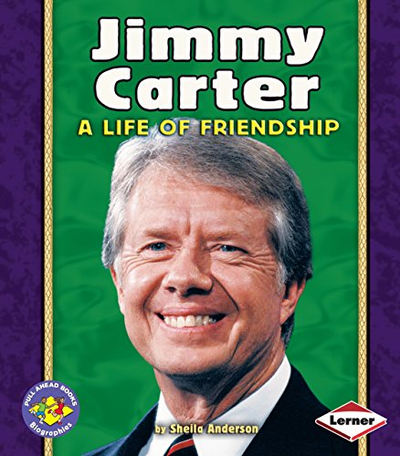 9780822586180: Jimmy Carter: A Life of Friendship