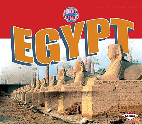 9780822586609: Egypt (Country Explorers)