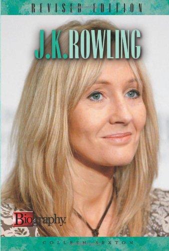 9780822587491: J. K. Rowling (Biography)