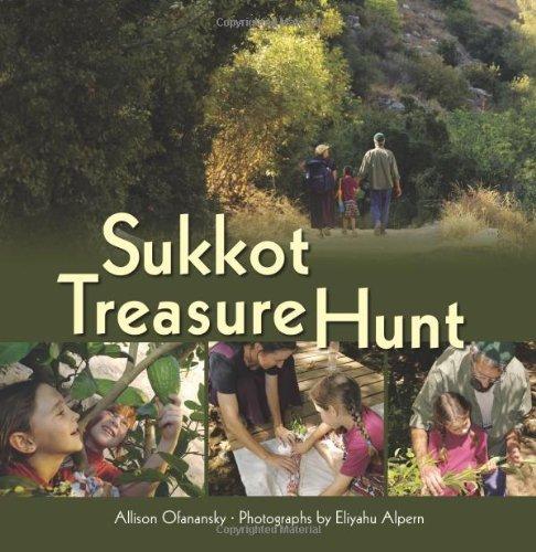 9780822587637: Sukkot Treasure Hunt